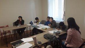 Hungarian tutoring for teenagers