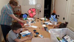 art for learning skills